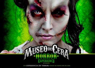 Museo de Cera Horror Experiece