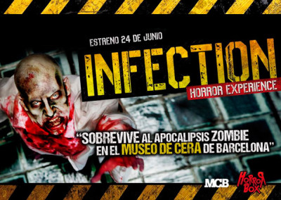 Infection Horror Experience